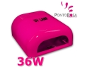 Forno UV 36W -  Rosa (PROMED)
