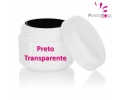 Gel de Cor Preto Transparente 5ml