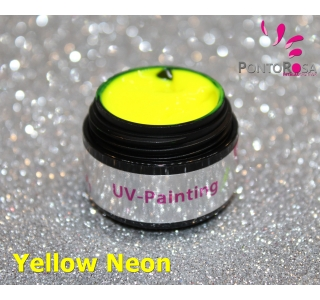 Painting UV - Yellow Neon
